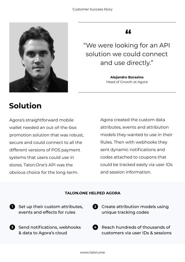 What you'll learn from Agora's case study: