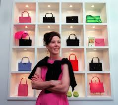 Kate Spade because I have loved her designs and style since I was in the third grade.