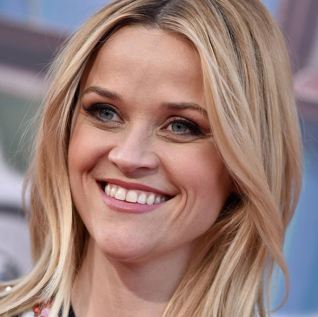 Reese Witherspoon. Not only is she adorable, but she's a great role model for all ages.