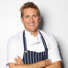 Chef Curtis Stone as long as he was cooking. Delicious food, great views and who doesn't love an Australian accent!