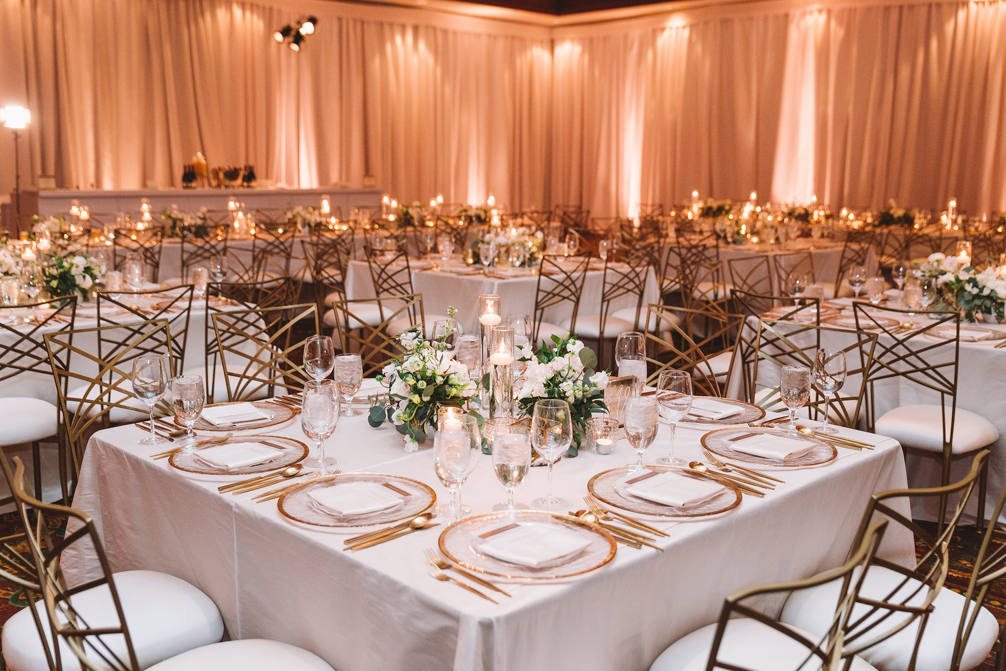 Billie and Kayes wedding at La Quinta Resort is the epitome of classic California weddings
