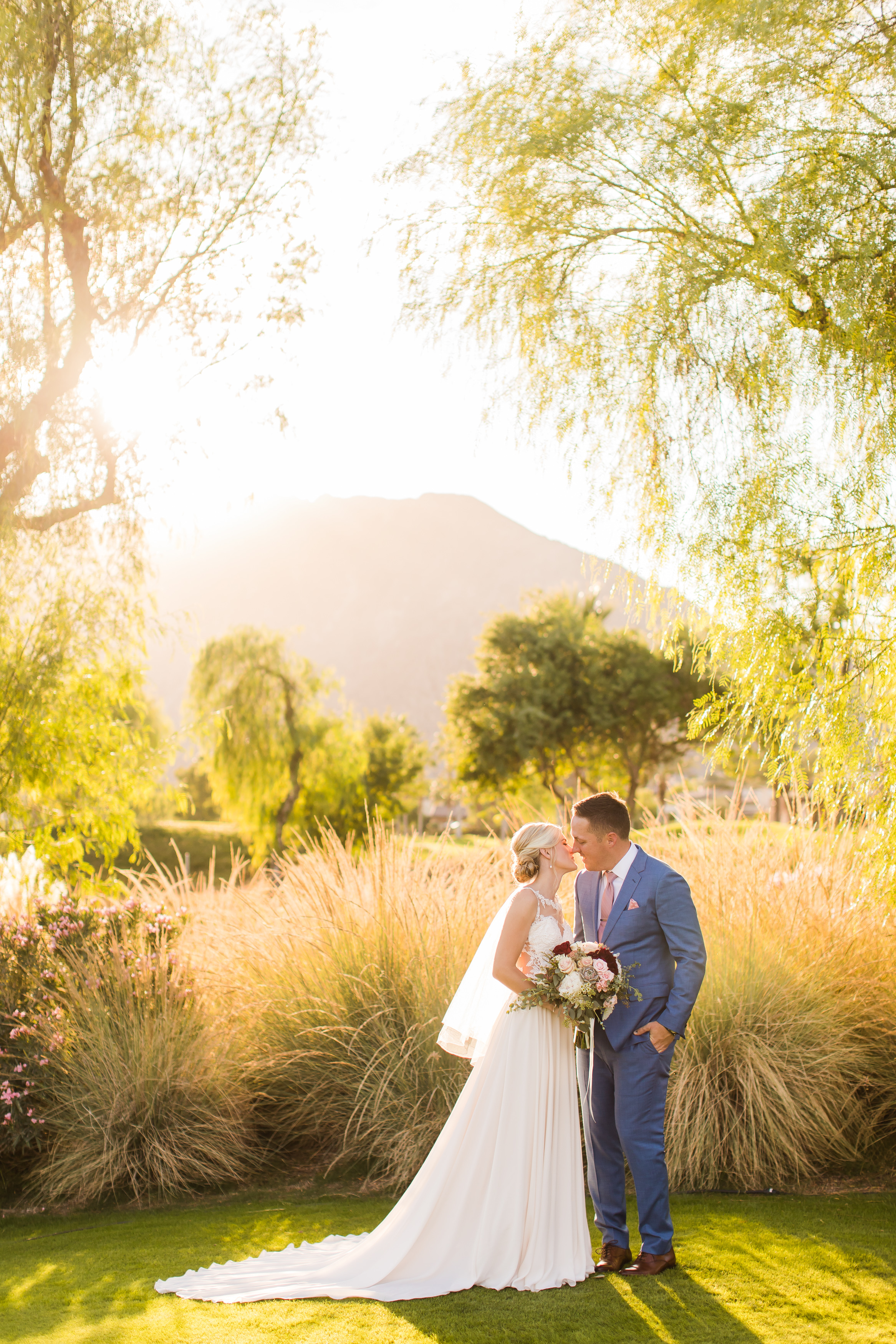 The first and last images of this wedding feature sum up what I love most about this dreamy day