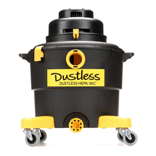 Dustless HEPA