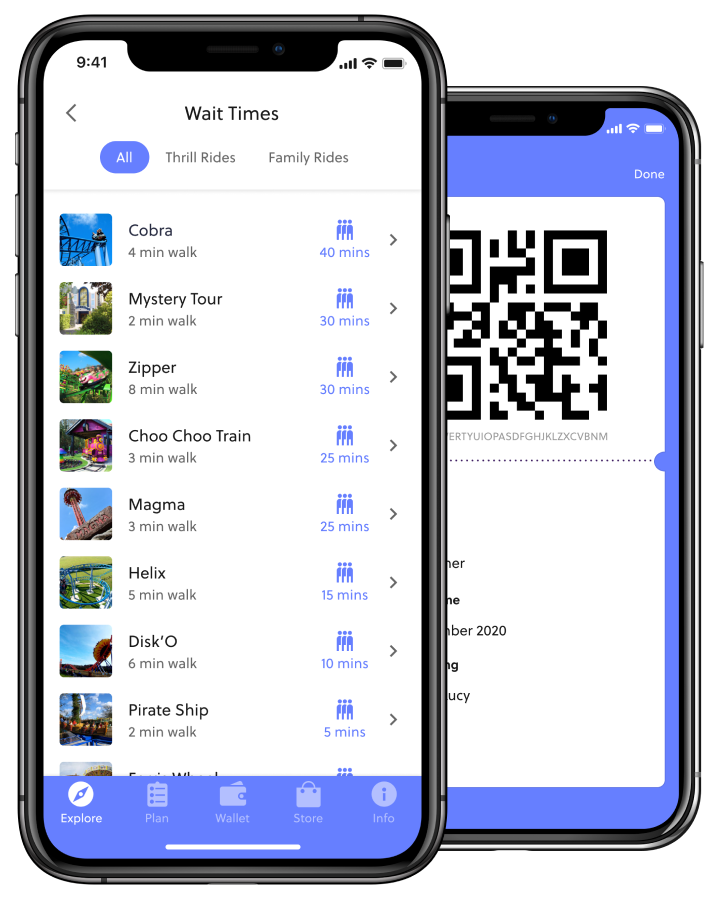 Virtual Queuing App