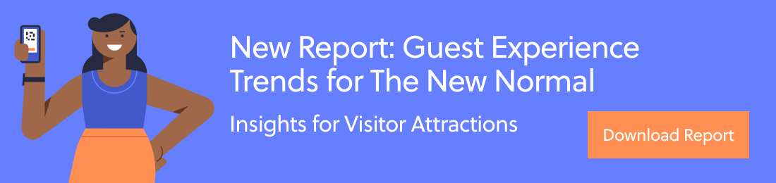 Guest experience trends for the new normal report