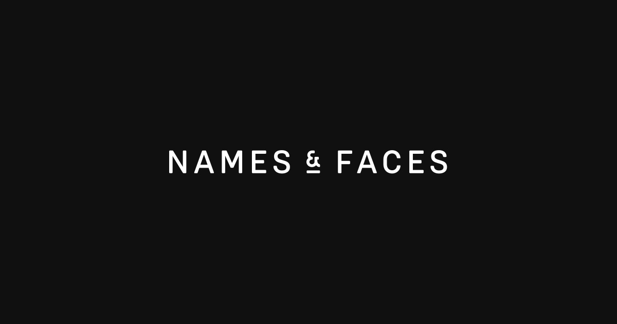 names and