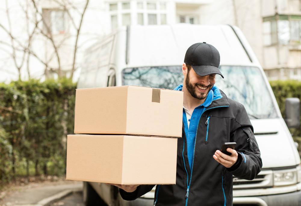O prazo de entrega é crucial para uma boa logística