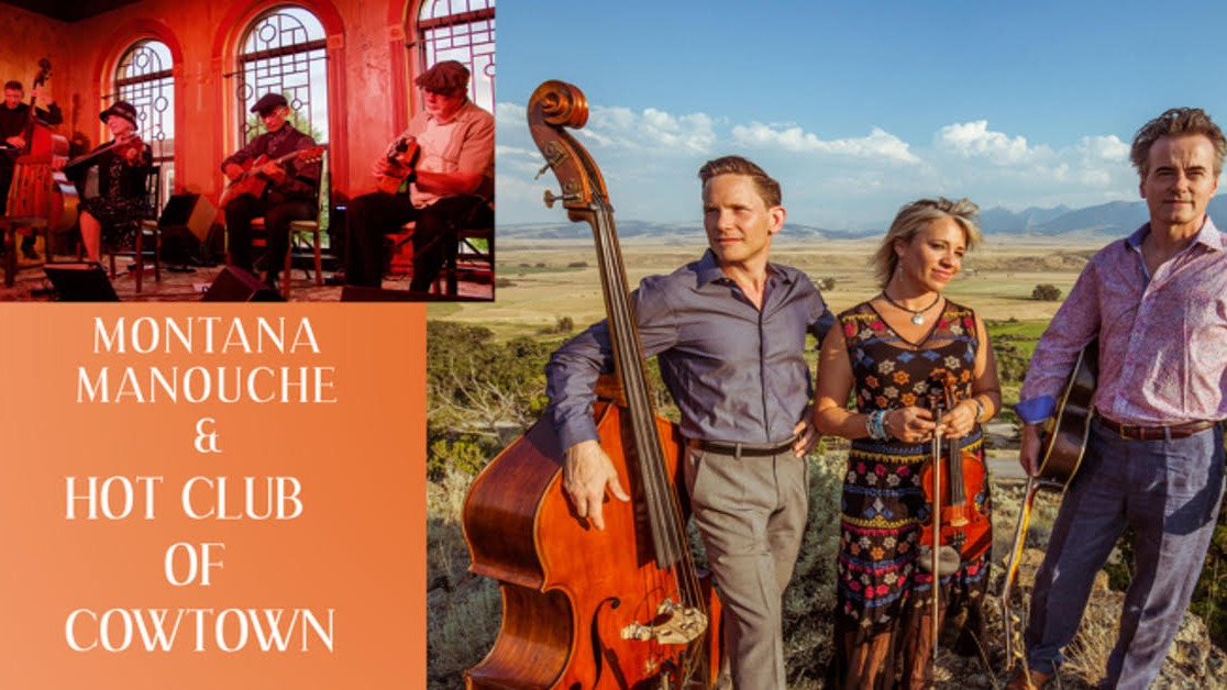 Montana Manouche and Hot Club of Cowtown