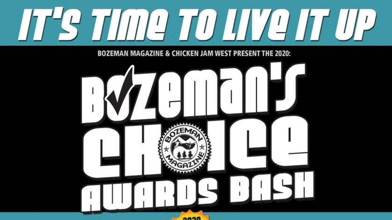 Bozeman's Choice Awards Bash