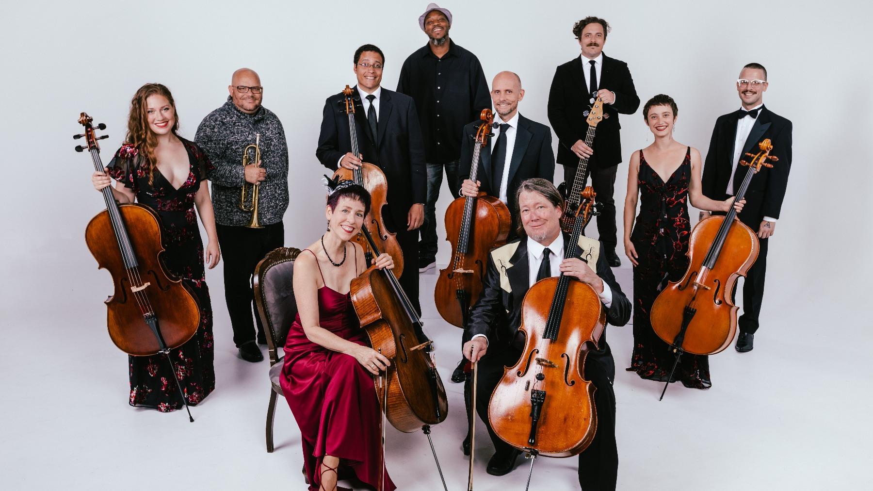 The Portland Cello Project