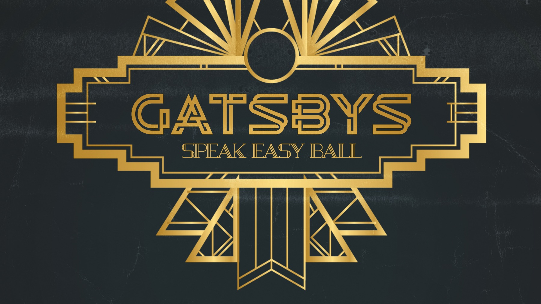 Gatsby's SpeakEasy Ball