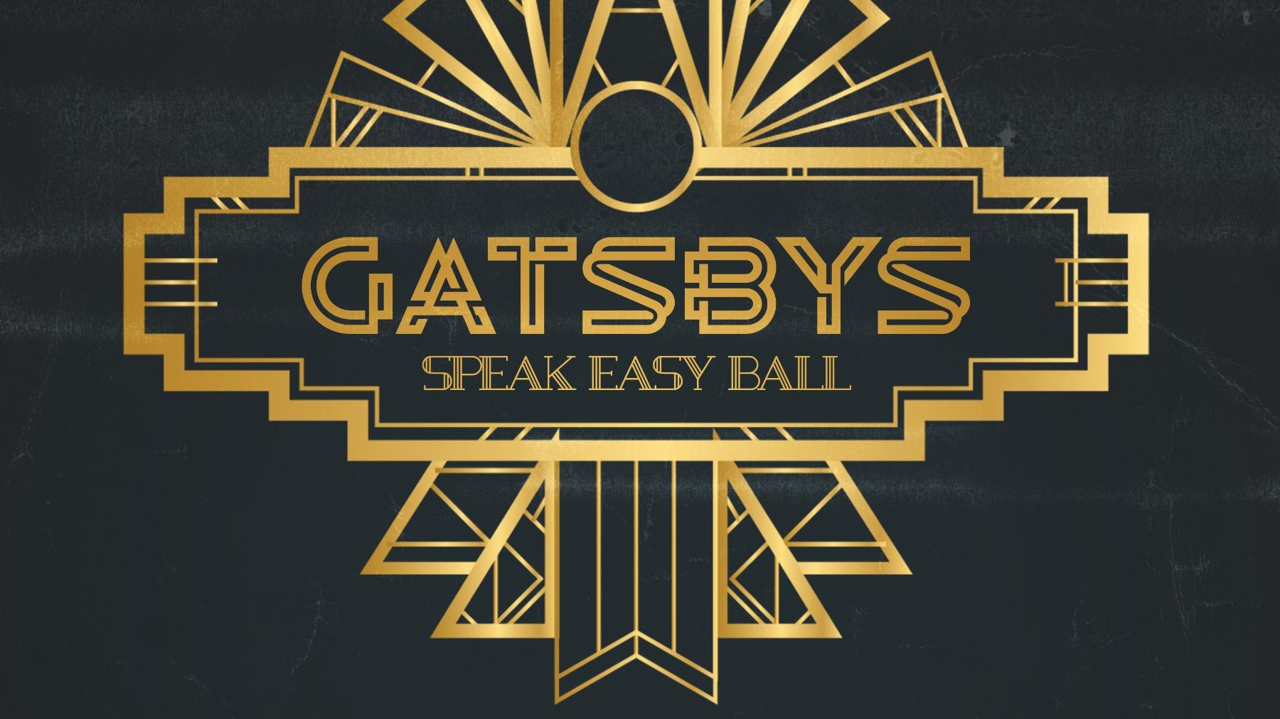 GATSBY'S SpeakEasy Ball -Bozeman