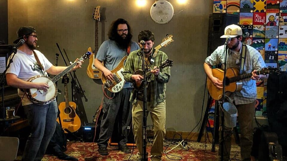 Fountain Street Theater Live at the Filling Station