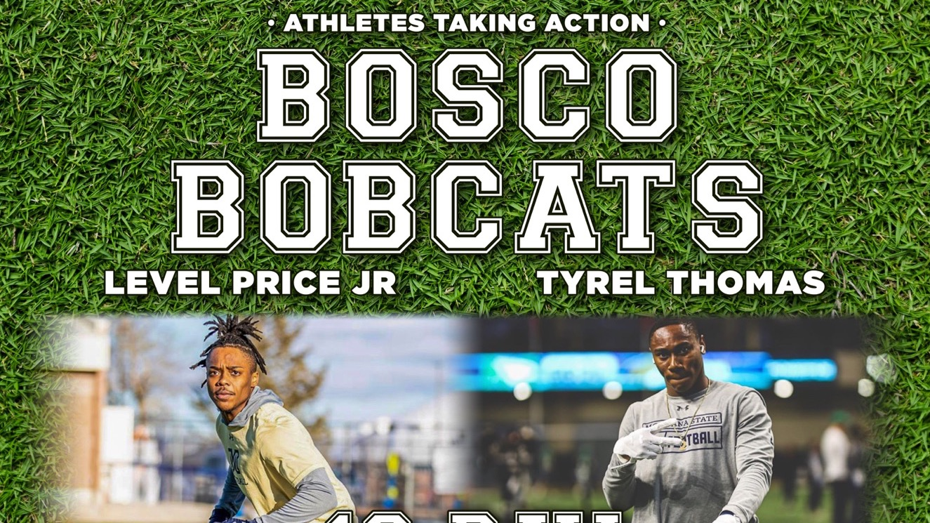 Bosco Bobcats 10 Day Virtual Workout Challenge & Fundraiser!
