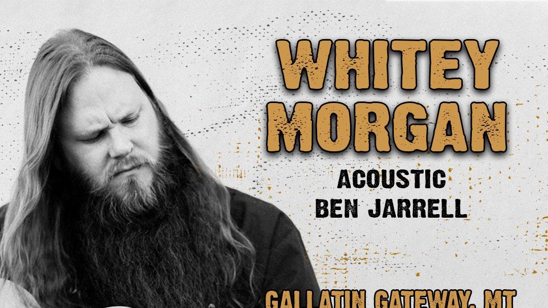 Whitey Morgan