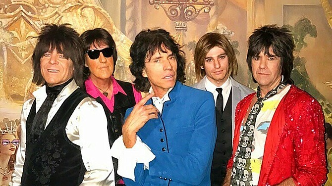 Jumping Jack Flash Rolling Stones Tribute