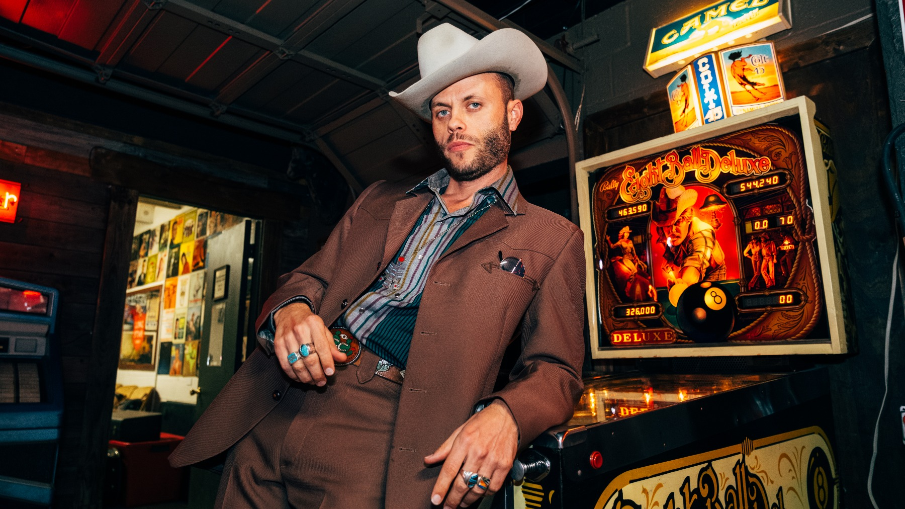 Charley Crockett at The Old Saloon!