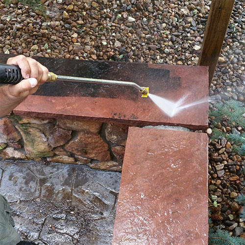 power washing Thornton co review