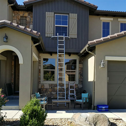 residential window cleaning review