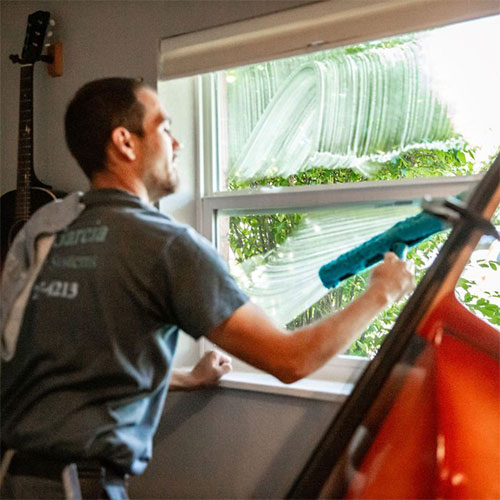 residential window cleaning project in erie co