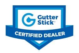 Matt Garcia Cleaning Systems is a Certified Dealer of Gutter Stick