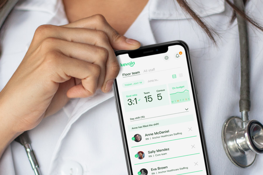 Kevala raises $4M to address healthcare labor shortage with software for long-term care facilities