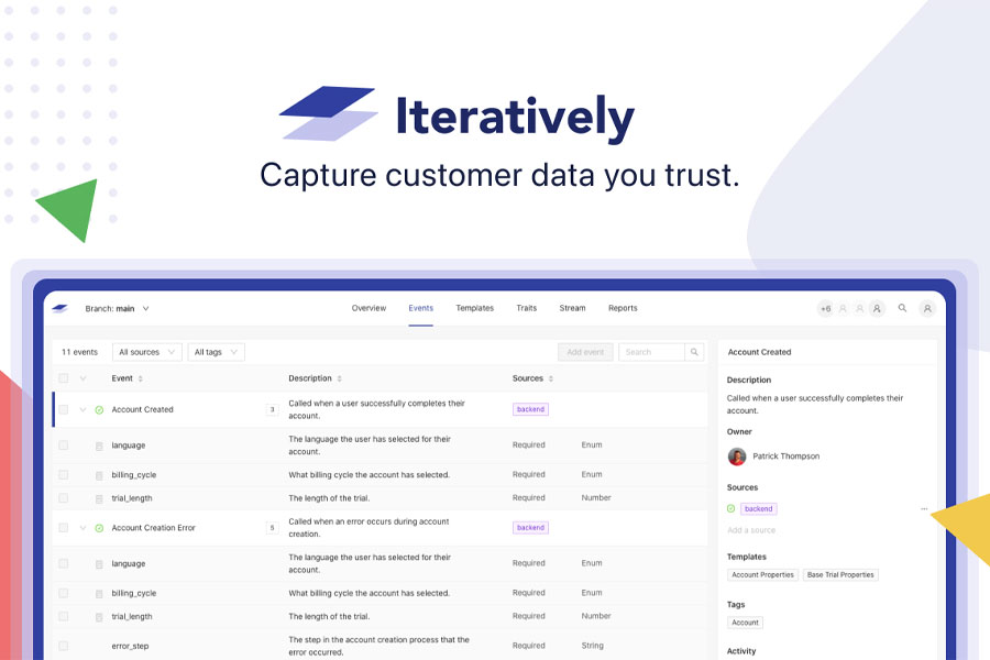 Our Investment in Iteratively