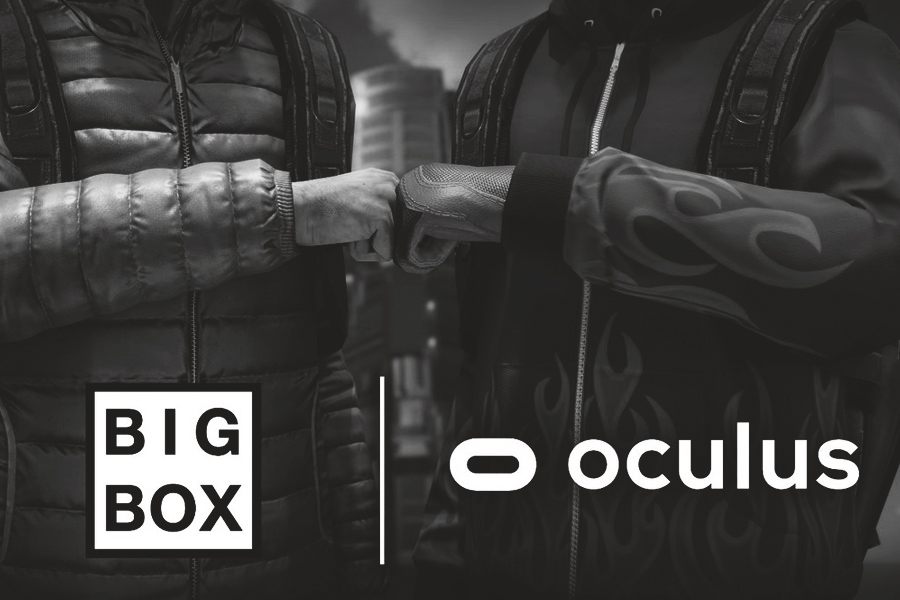 Facebook buys game studio BigBox VR