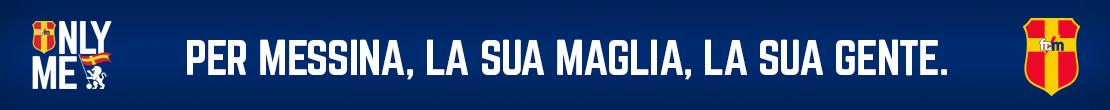 banner campagna FC MESSINA