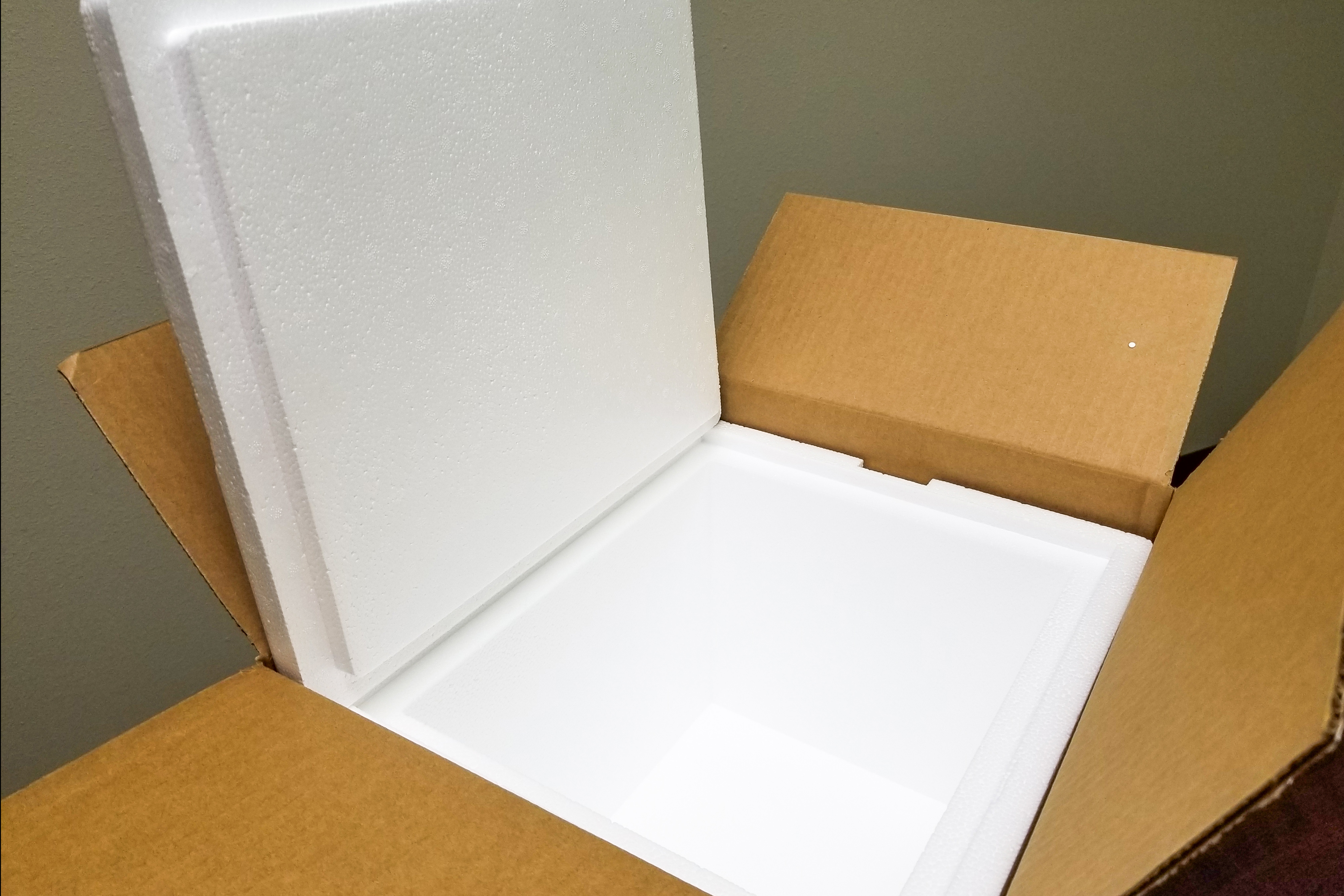 Reliant Dry Ice - Extended Duration Insulated Shippers are our most effective shipping solution.