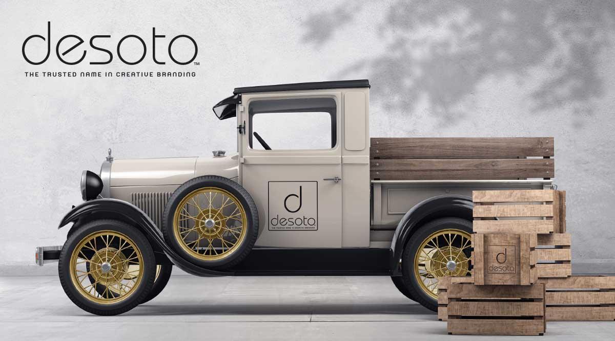 DeSoto LLC home graphic
