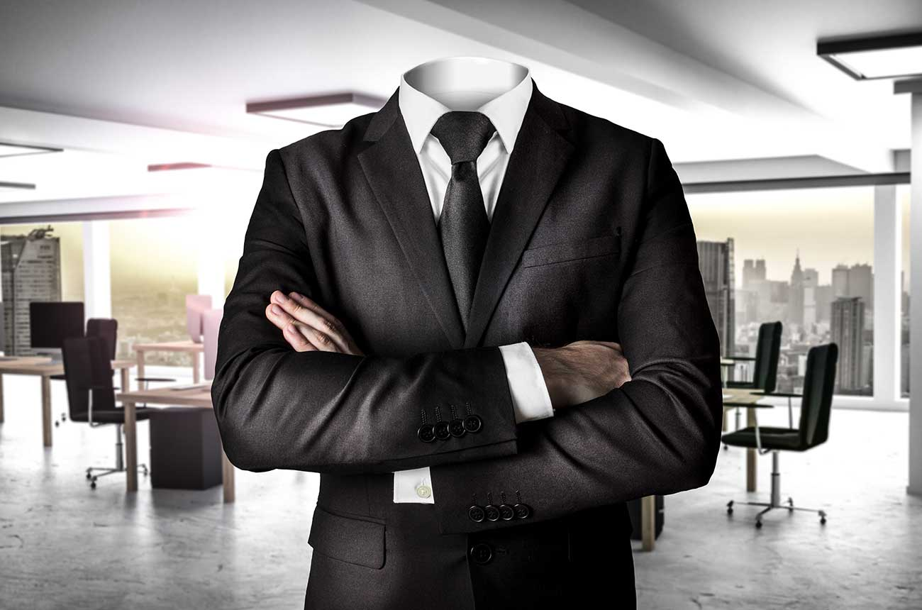The Headless Executive Got Promoted!