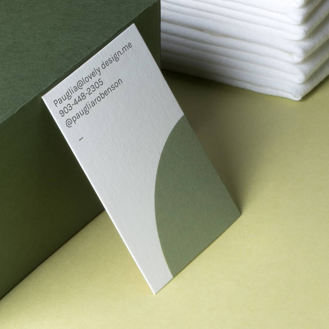 18pt, 100% recycled paper Size: Standard 2.0″ x 3.5″