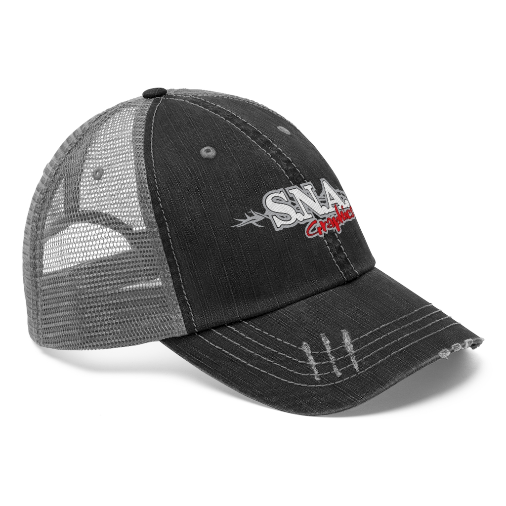 SNA Graphics Trucker Hat