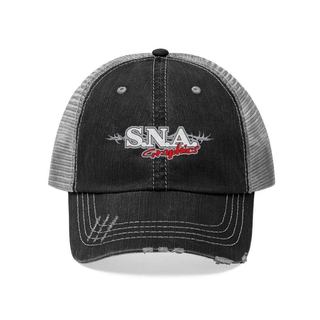 The Original Wrap Shop hat.