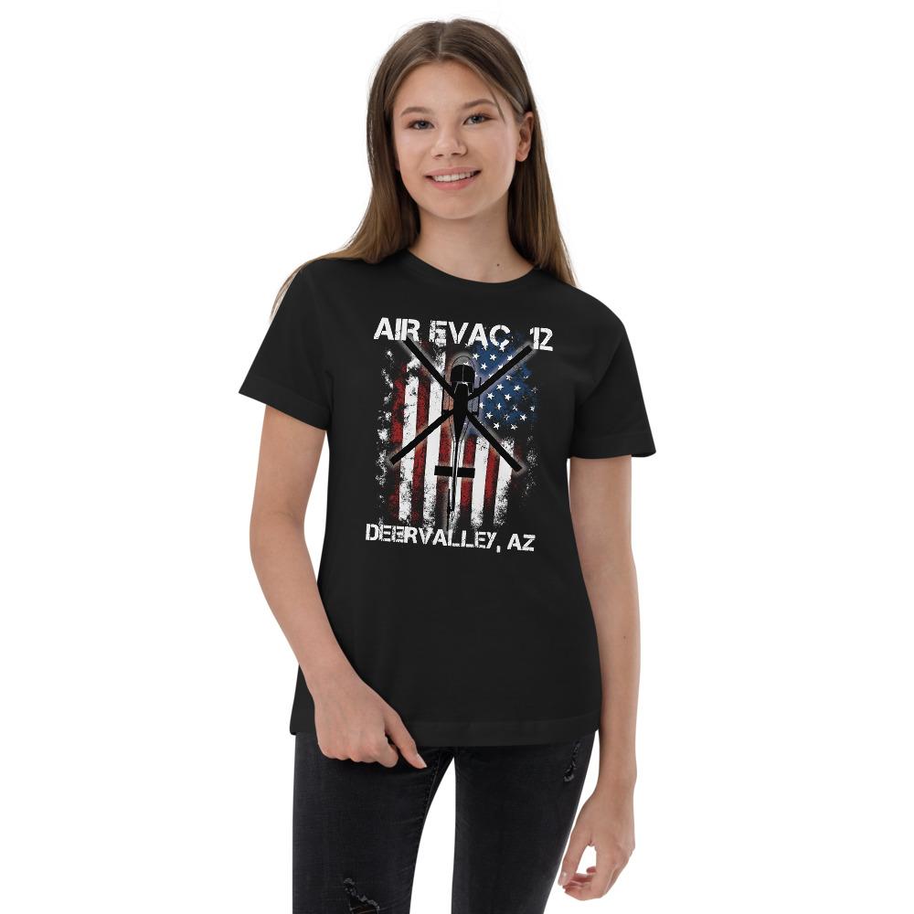 Air Evac 12 Youth jersey t-shirt