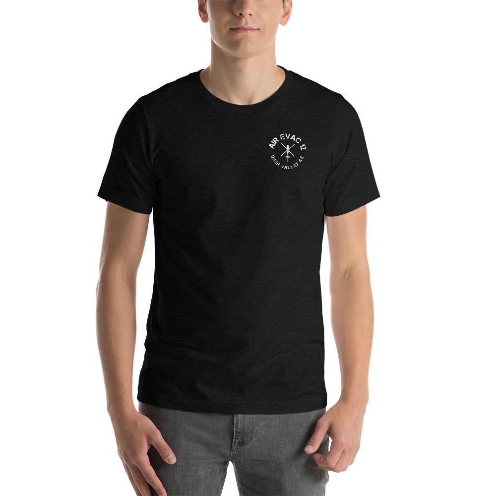 Air Evac 12 Back Short-Sleeve Unisex T-Shirt
