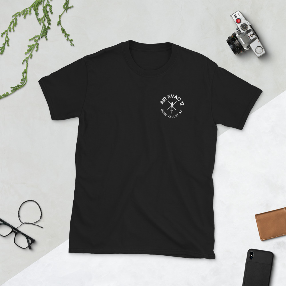 Air Evac 12 Short-Sleeve Unisex T-Shirt