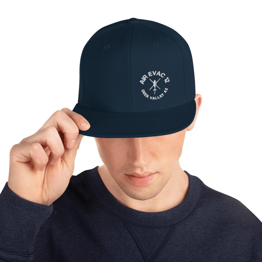 Air Evac 12 Snapback Hat