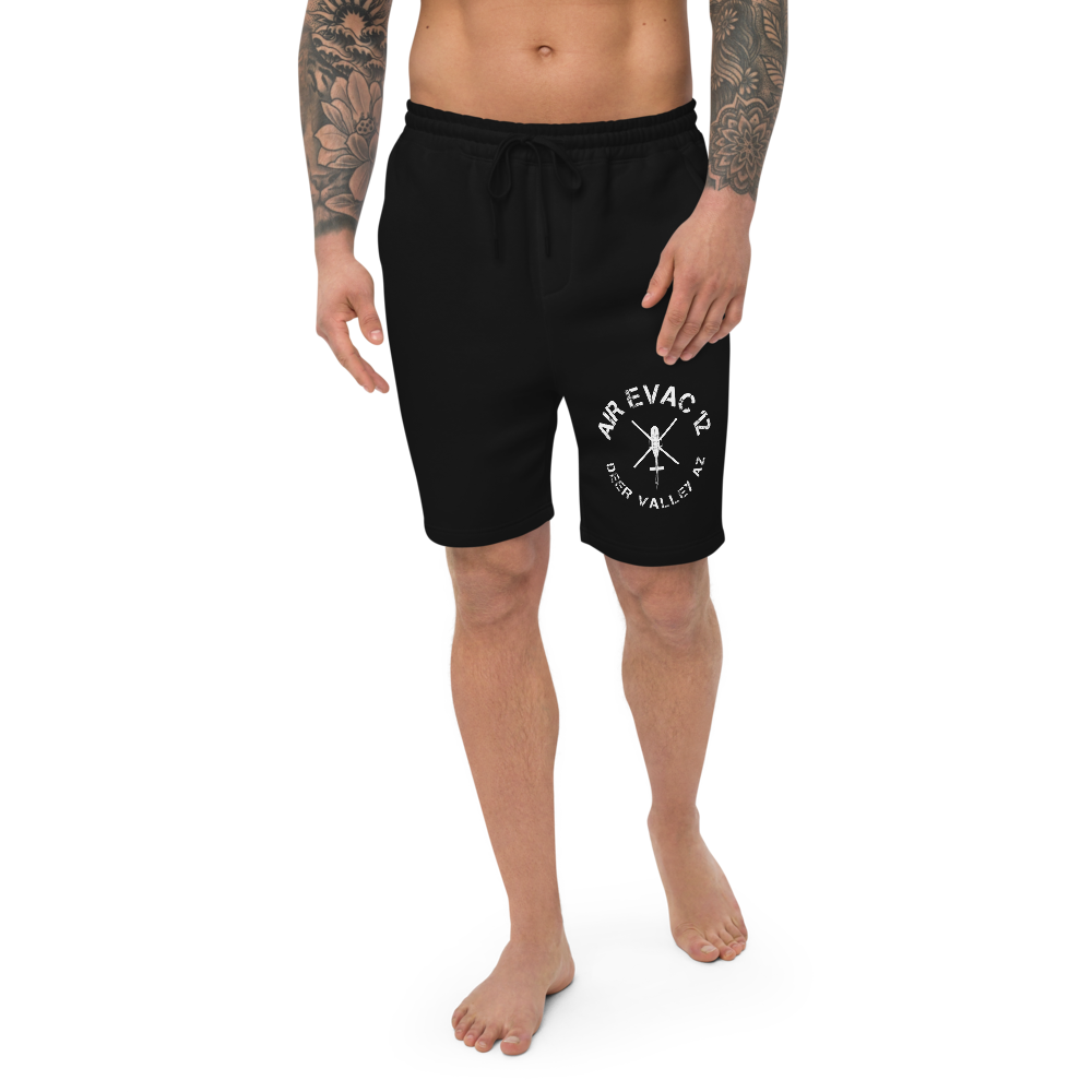 AIR EVAC 12 Men's fleece shorts