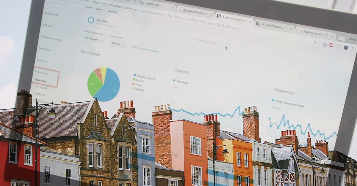 COVID-19's effekt på den globala bostadsmarknaden