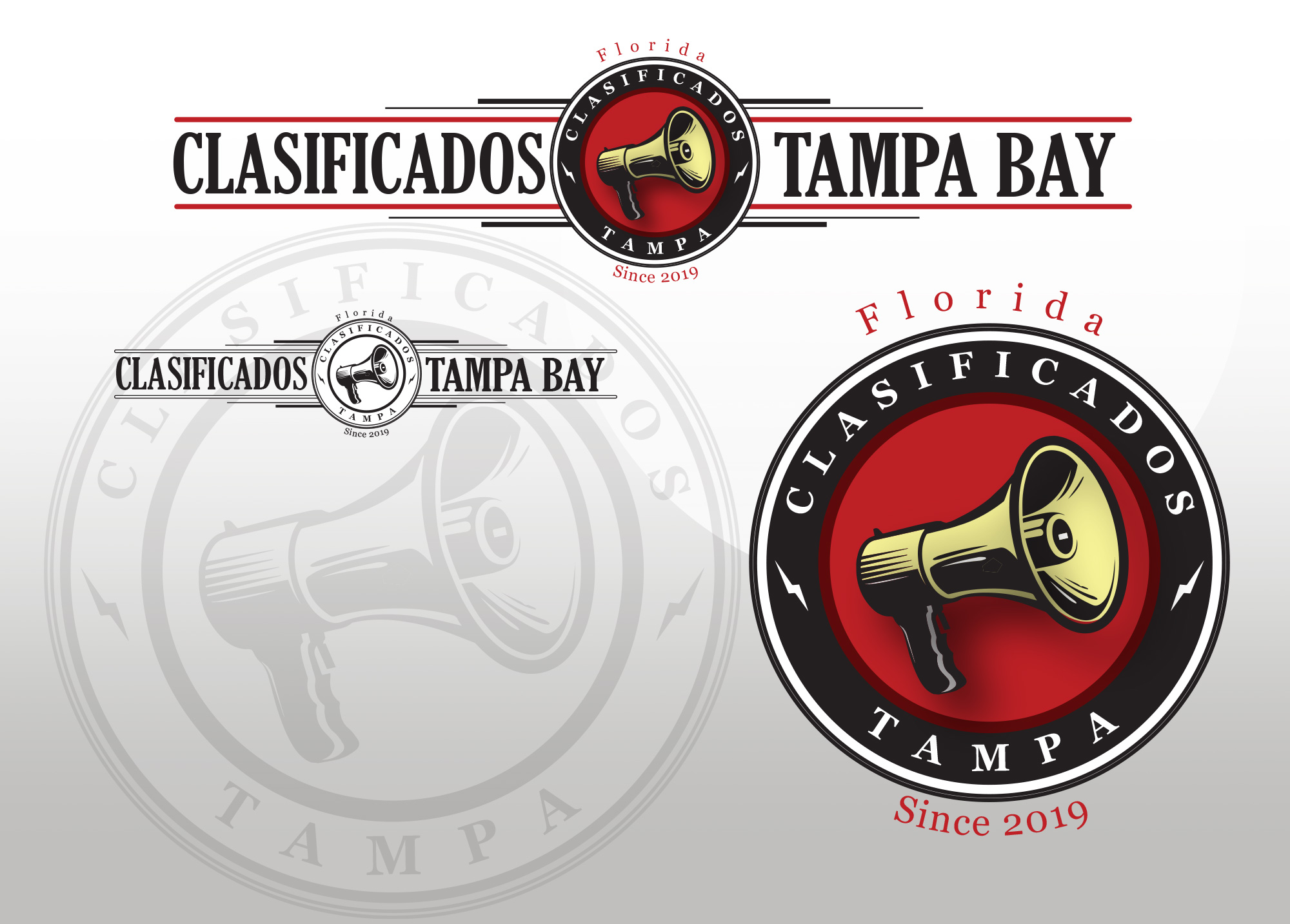 Classified Tampa Newspaper Logo