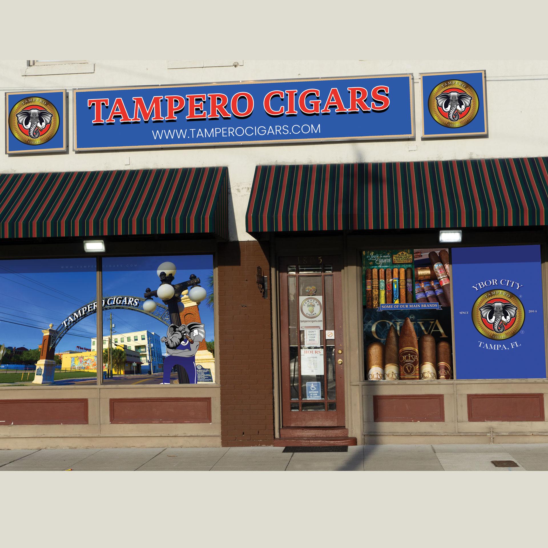 Tampero Cigar Shop, Ybor City