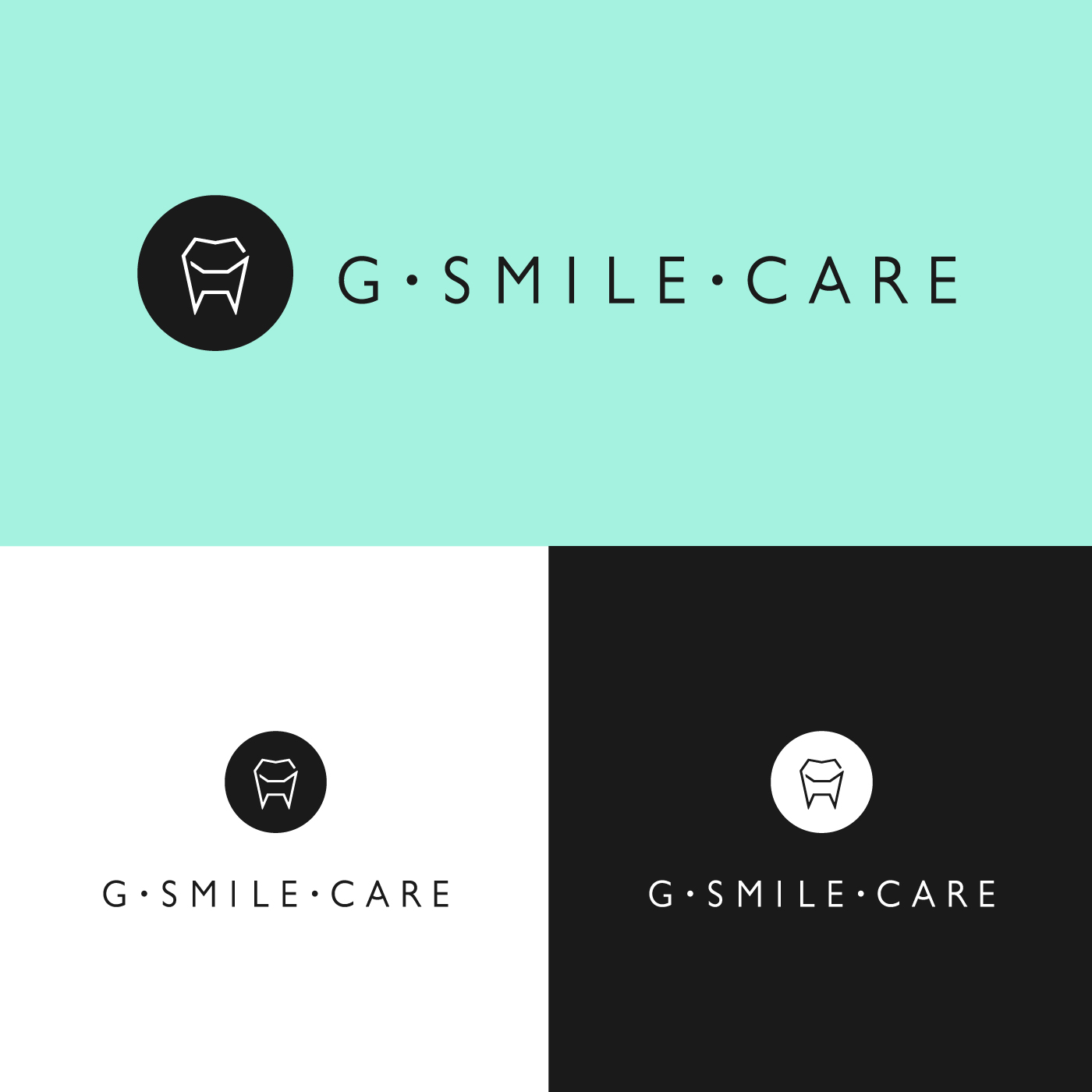 G Smile Care Logos