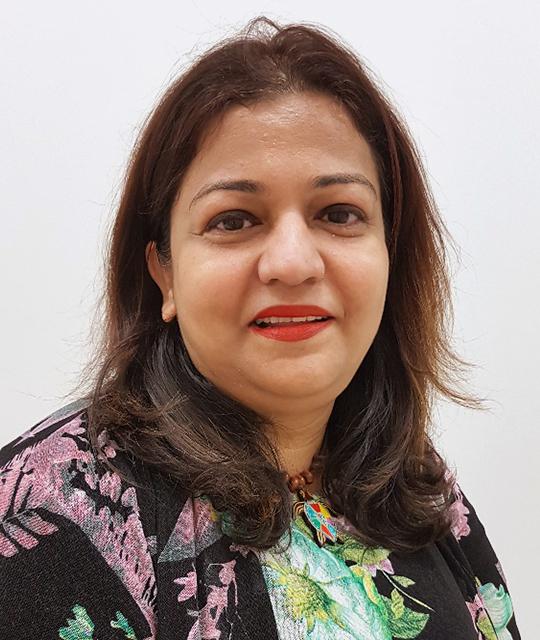 Rakhi Mukherjee