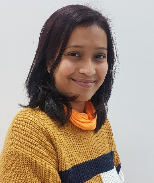 Dimple Solanki
