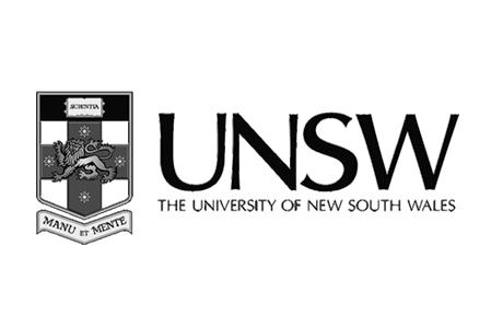 UNSW logo.