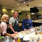Enjoy learning to cook local cuisine at Chef Darin's Kitchen table!