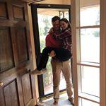 Welcome home John & Kasey!!