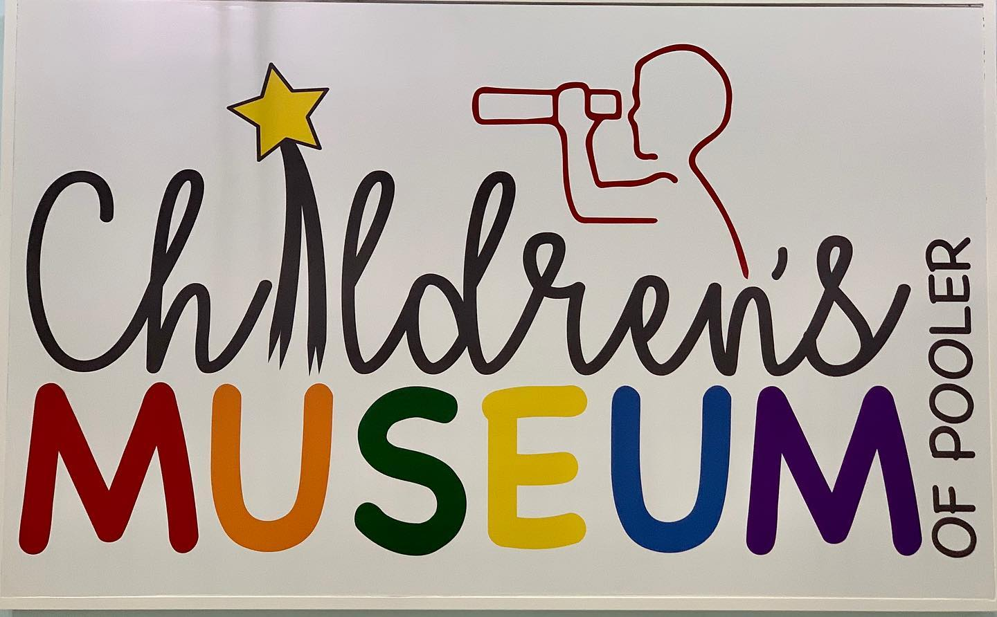 Have you been to the Children's Museum in Pooler yet?  This exciting museum offers many engaging exhibits for children ages  0-10 !  #SmallB